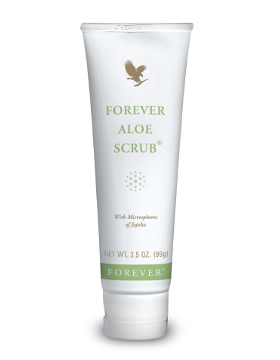 Forever Aloe Scrub - Forever Living Products