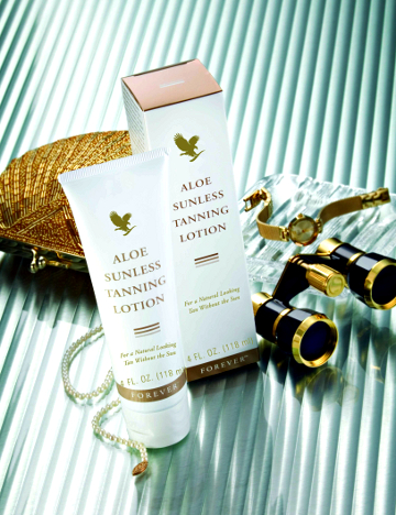 Aloe Sunless Tanning Lotion - Forever Living Products