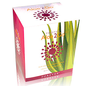 Aloe2Go® - Forever Living Products