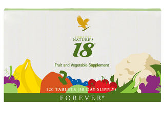 Forever Nature'S 18 - Forever Living Products