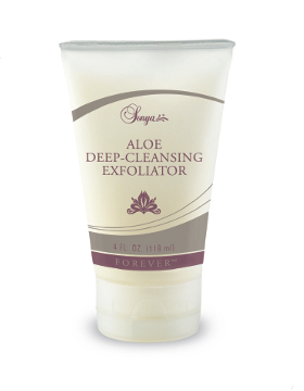 Aloe Deep Cleansing Exfoliator - Forever Living Products