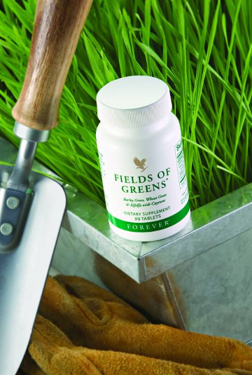 Fields of Greens - Forever Living Products