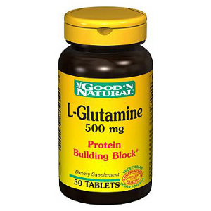 L-Glutamine 500mg - Good and Natural descontinuado
