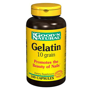 Gelatin 1300 Mg - Good and Natural descontinuado