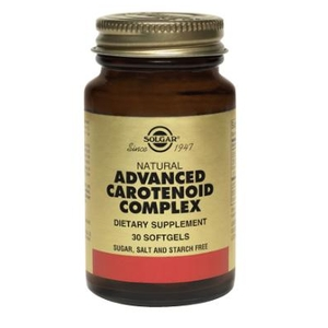 Advanced carotenoid complex - Solgar