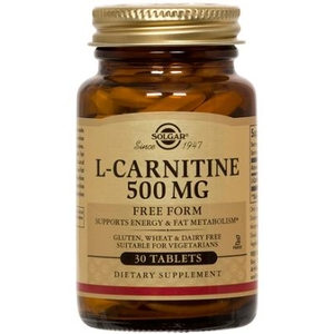L-Carnitine 500mg - Solgar