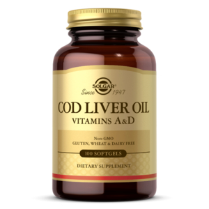 Cod Liver Oil (Norwegian) - Solgar