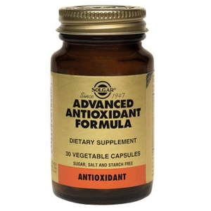 Advanced Antioxidant Formula - Solgar