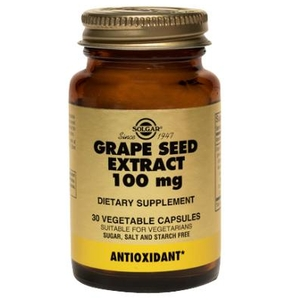 Grape Seed Extract 100mg - Solgar
