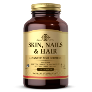 Skin, Nails and Hair Formula - Solgar