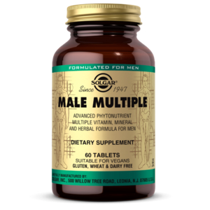 Male Multiple Multivitamin - Solgar