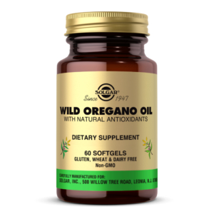 wild oregano oil - Solgar