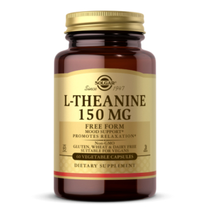 L-Theanine 150mg - Solgar
