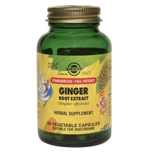 S.F.P. Ginger Root Extract - Solgar