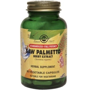 S.F.P. Saw Palmetto Berry Extract - Solgar