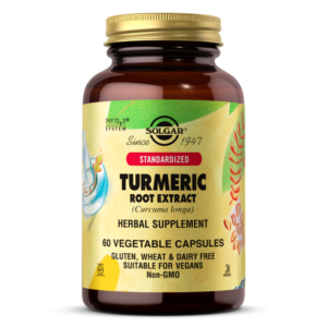 S.F.P. Turmeric Root Extract - Solgar