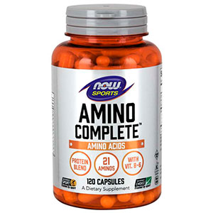 Amino Complete ™ - Now Foods