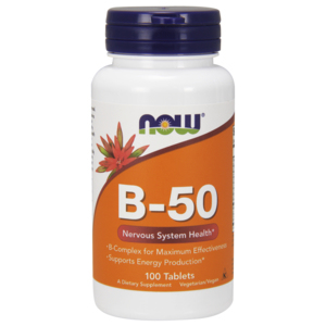 Vitamina B-50 - Now Foods