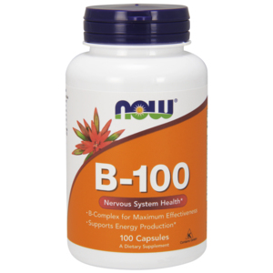 Vitamina B-100 - Now Foods