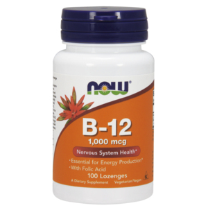 Vitamina B-12 1000mcg - Now Foods
