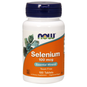 Selenium 100 Mcg - Now Foods