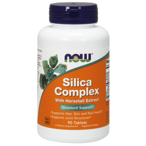 Silica Complex 500 Mg - Now Foods