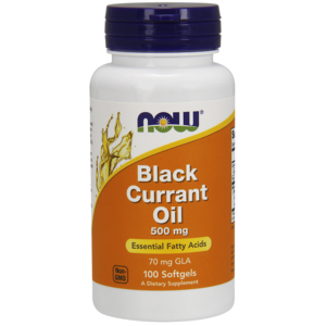 Black Currant Oil 70 Mg - Now Foods