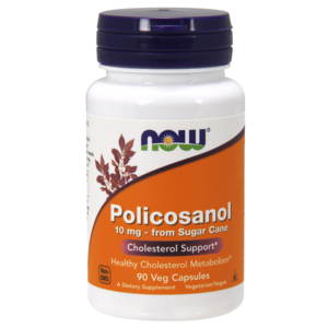 Policosanol 10mg - Now Foods