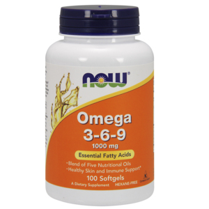 Omega 3-6-9 1000mg - Now Foods