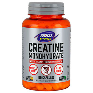 Creatine Monohydrate - Now Foods