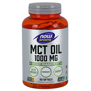 MCT oil - Now Foods