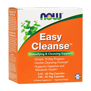 Easy Cleanse - Now Foods