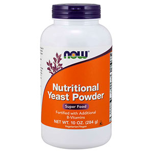 Nutritional Yeast Powder - Now Foods