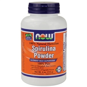 Spirulina (Powder) - Now Foods