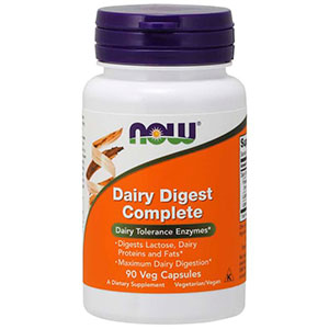 Dairy Digest Complete - Now Foods