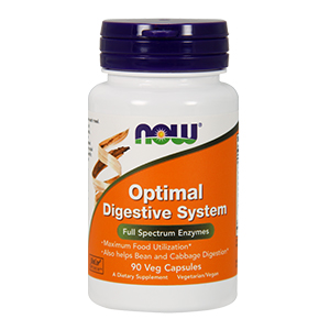 Optimal Digestive System - Now Foods