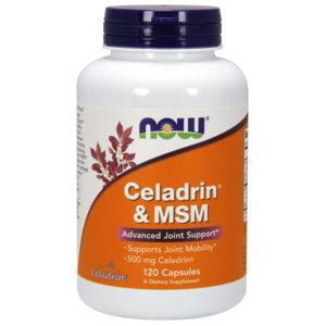 Celadrin & Msm 500 mg - Now Foods