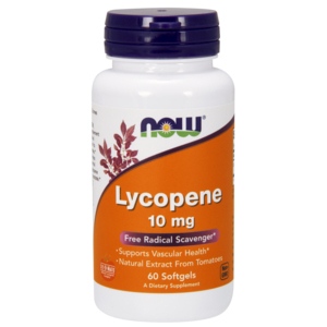 Lycopene 10mg - Now Foods