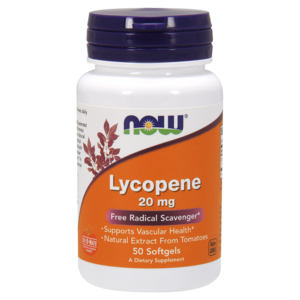 Lycopene Double Strenght - Now Foods
