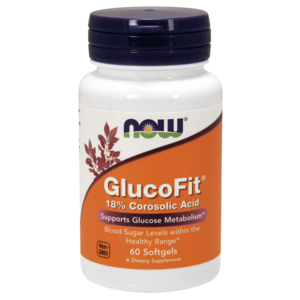 Glucofit - Now Foods