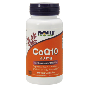 Co Q-10 - 30mg - Now Foods