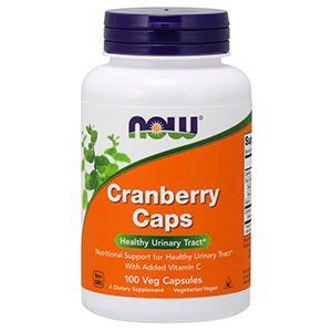 Cranberry Concentrate 1400 Mg - Now Foods