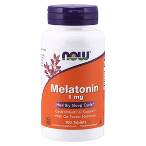 Melatonin Cmplex (libertação prolongada) - Now Foods
