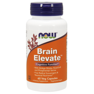 Brain Elevate - Now Foods