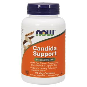 Candida Clear / Support - Now Foods