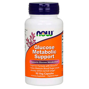 Glucose Metabolic Support - Now Foods