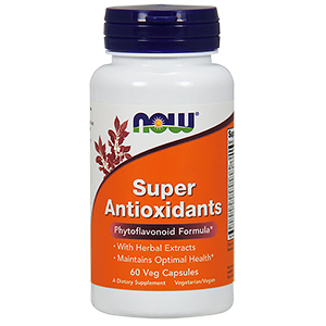 Super Antioxidants - Now Foods