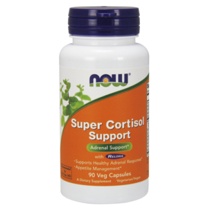 Super Cortisol Support W/ Relora - Now Foods