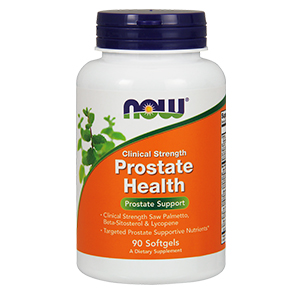 Prostate Health Clinical Strenght - Now Foods