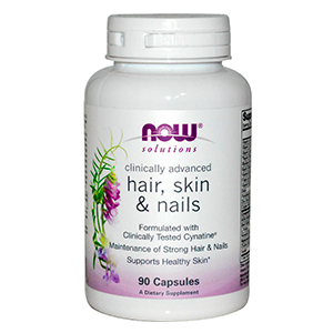 Hair, Skin & Nails (Clinically Advanced) - Now Foods